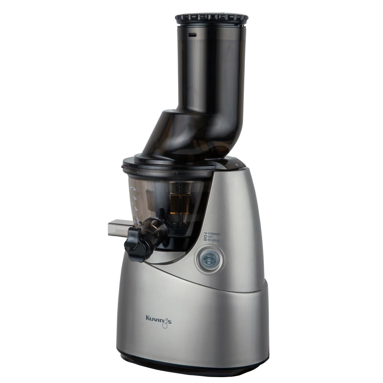 Kuvings Whole Slow Juicer B6000 Superplus : Wyciskarka sokow Kuvings Whole Juicer B6000 srebrna w promocji