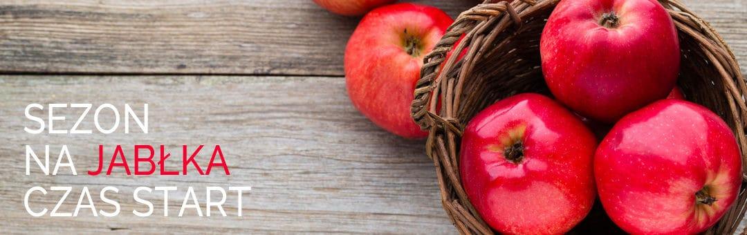Sezon na jabłka czas start